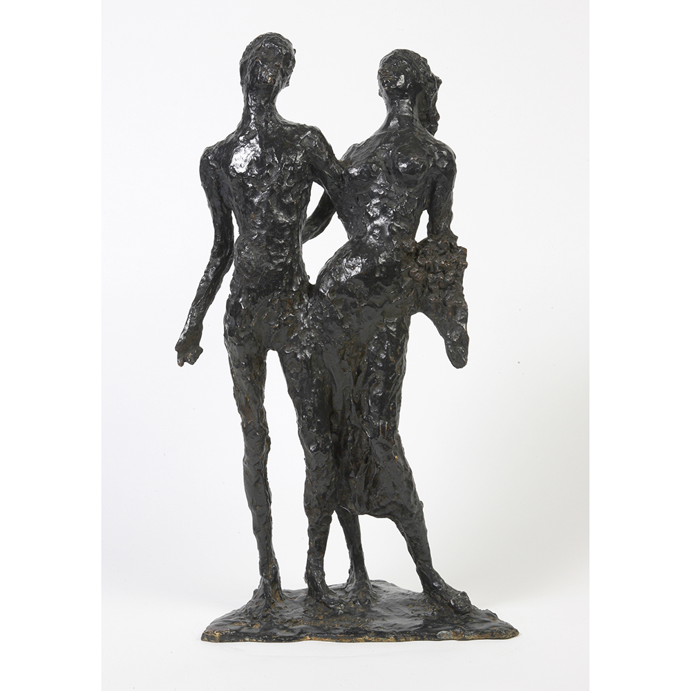 Edmond MOIRIGNOT  «Les Amants»