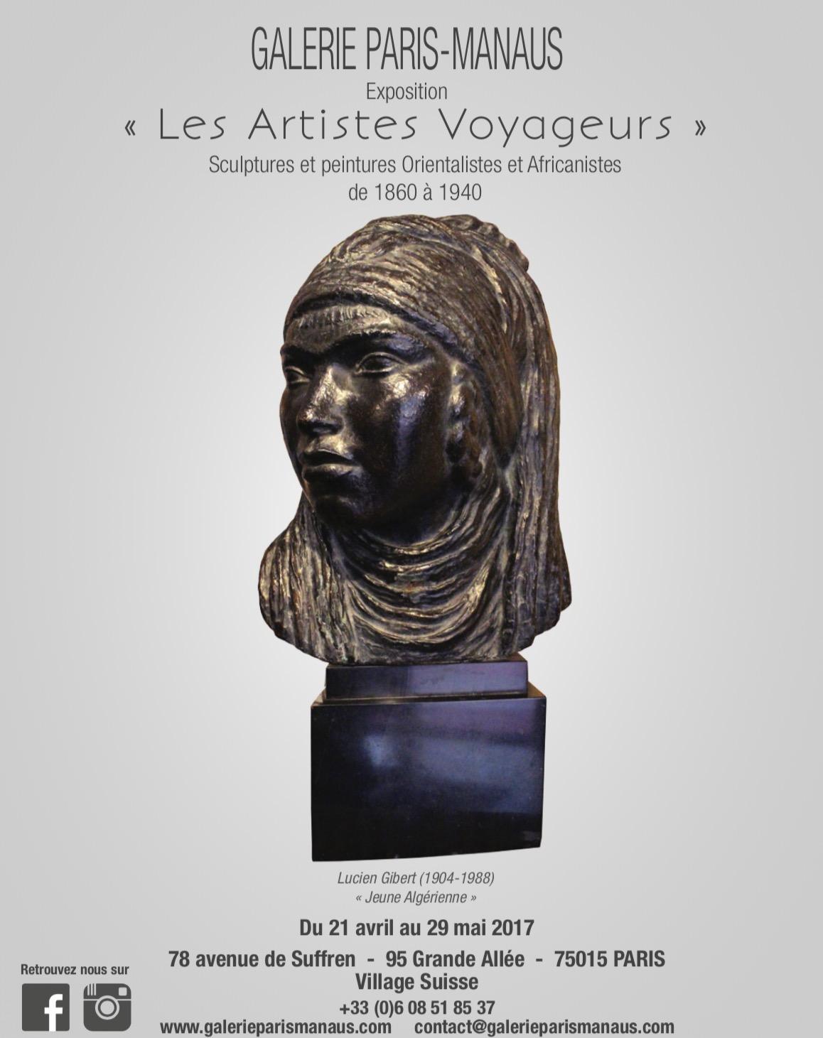 Les artistes voyageurs