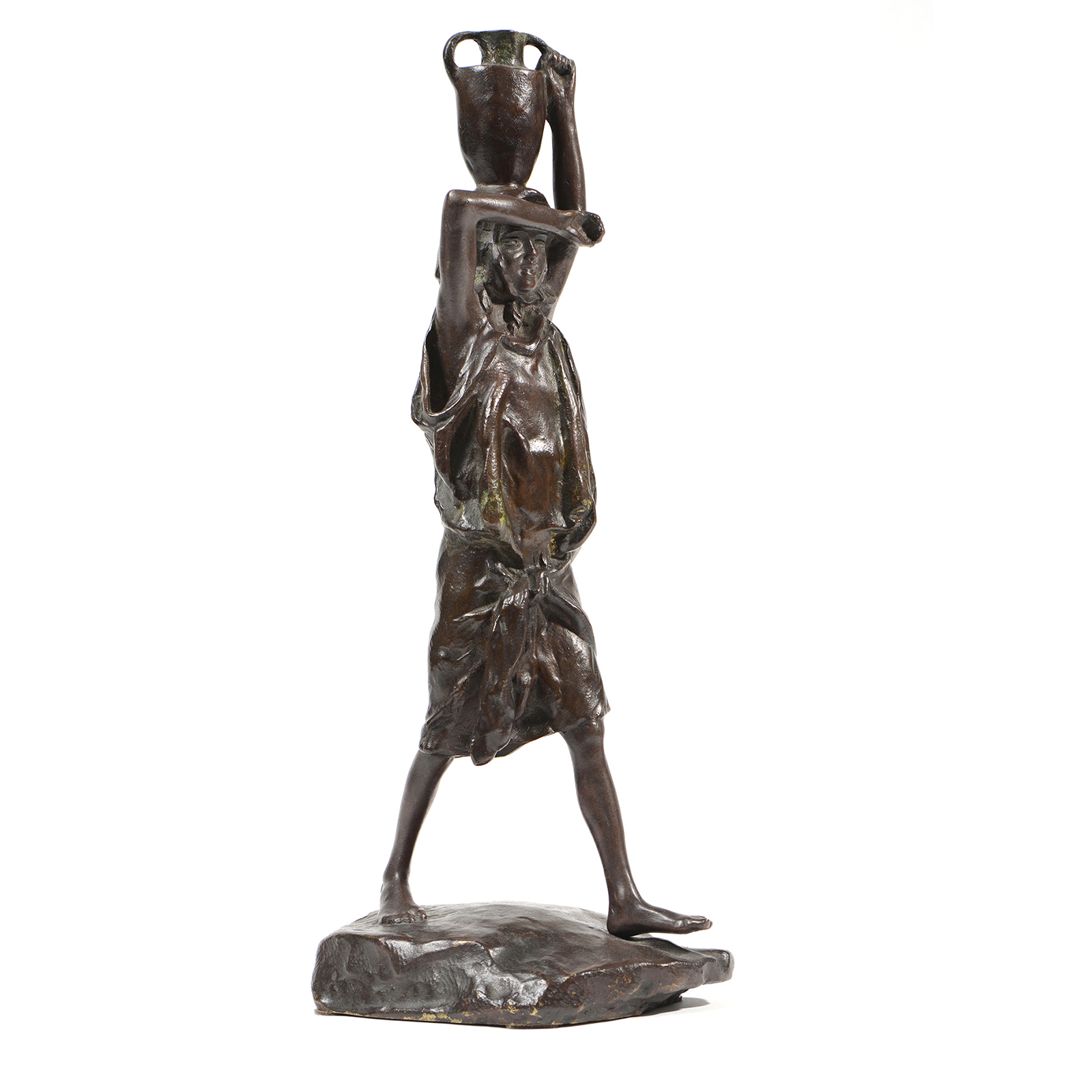Paul LANDOWSKI   «Bédouine à la cruche»