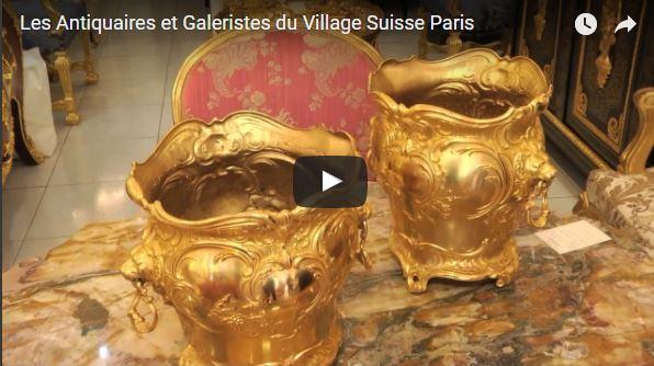 Les Antiquaires et Galeristes du Village Suisse Paris