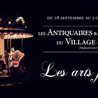 « Les Arts Forains au Village Suisse »