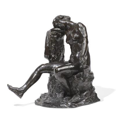 Charles DESPIAU  «La Bacchante à la jambe levée»