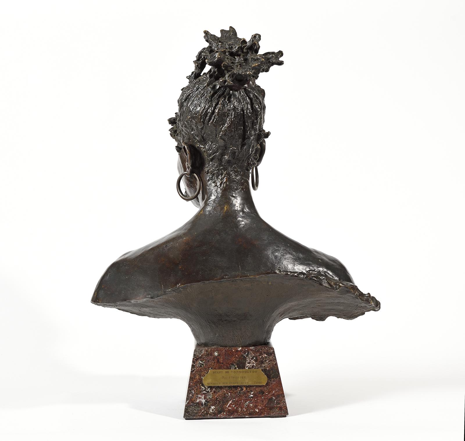Arthur Strasser-buste d'Homme