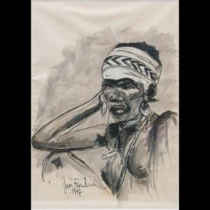 Jean POULAIN – «Jeune africaine»