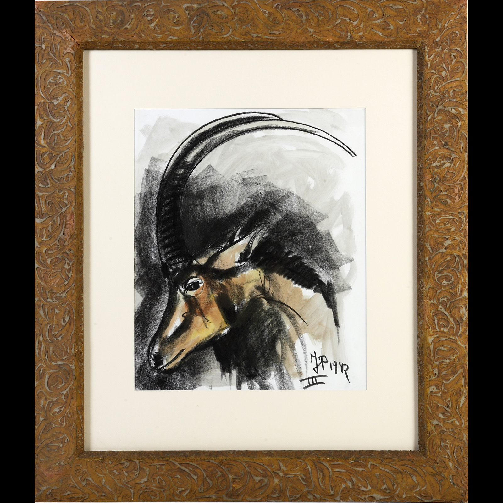 Jean Poulain - Oryx