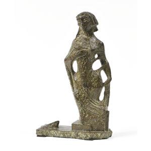 Georges OUDOT – «Jeune femme»