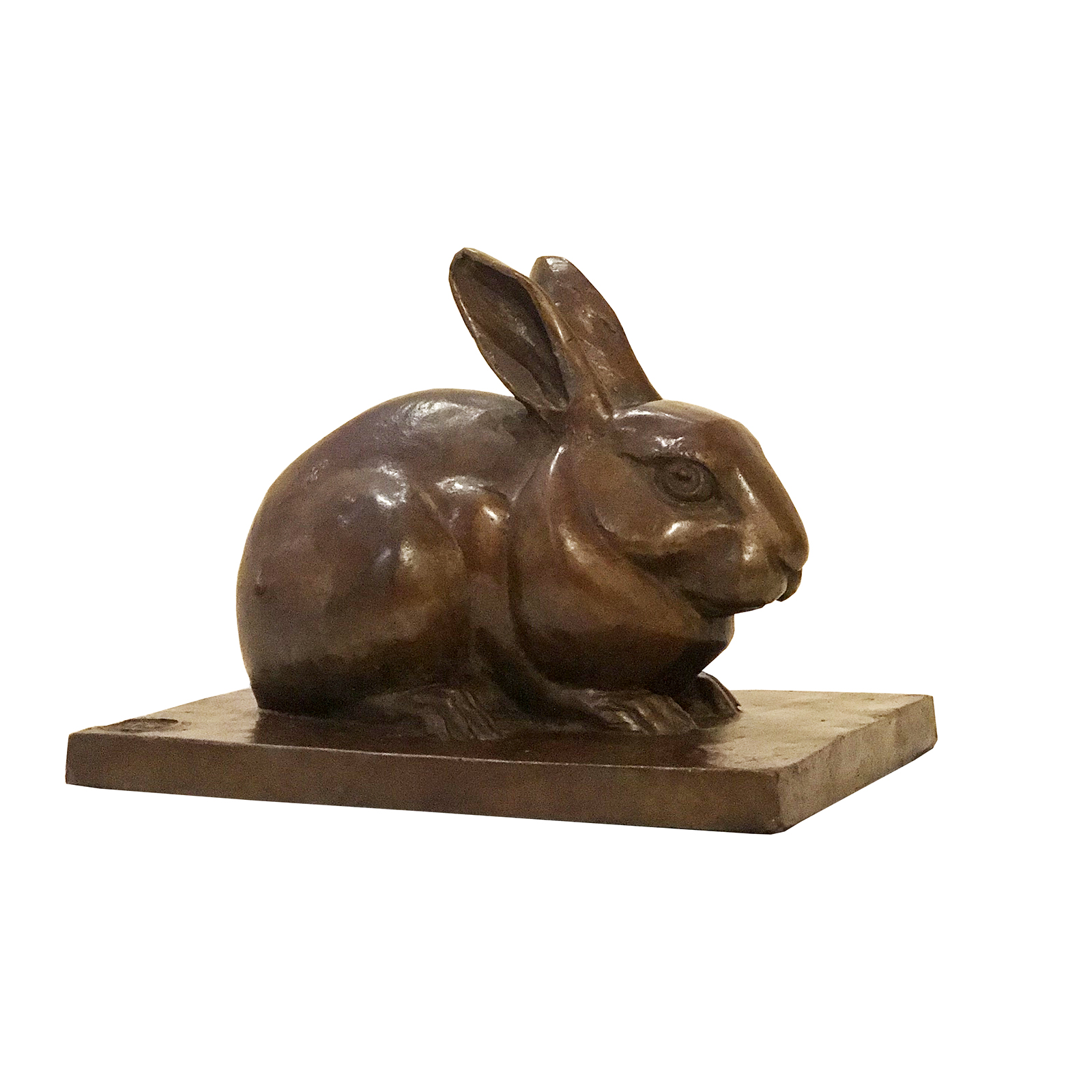 Jacques Nam - Lapin Assis